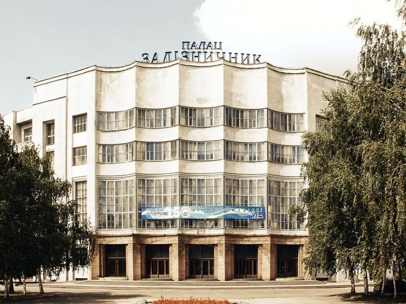 Архітектор Дмитрієв - майстер великомасштабних композицій