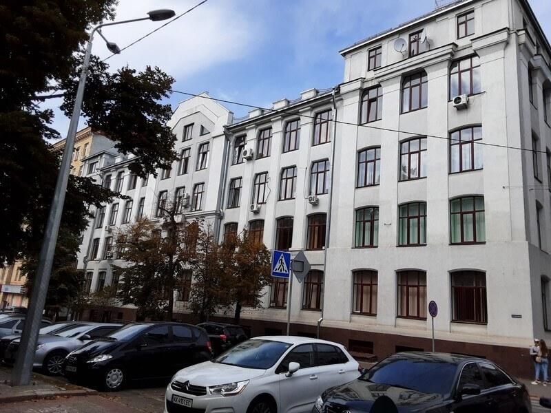 Архітектурна спадщини Сергія Прокоповича Тимошенко.